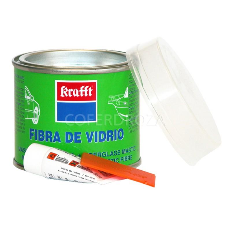 MASILLA FIBRA DE VIDRIO KRAFFT 250 G